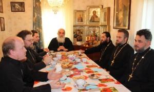 Собрание духовенства Ракитянского благочиния