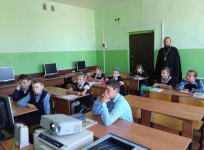 Со школьниками - о праздниках