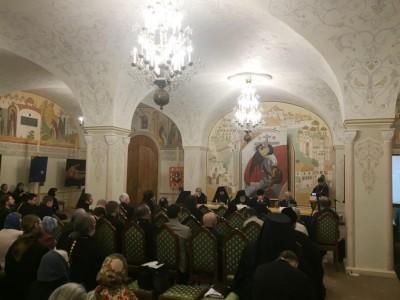 Клирик Губкинской епархии принял участие в конференции