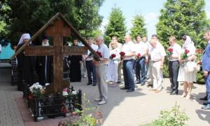 Участники выездного заседания посетили важные объекты Ракитянского района