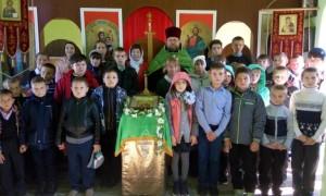 Престольный праздник в Васильевке