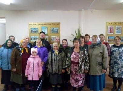 День пожилого человека отметили в Нижних Пенах