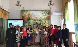 В Ракитянском районе состоялась отчетно-выборная конференция районного Совета женщин.