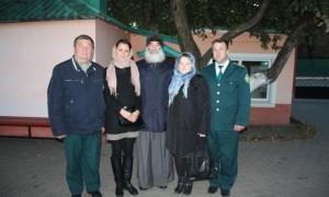 Руководитель психологической службы Центрального таможенного управления в Ракитном