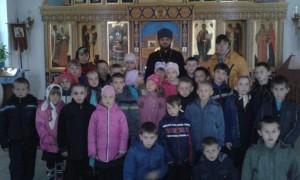 Урок в православном храме