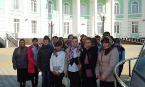 Поездка на выставку А.Работнова и к белгородским святыням