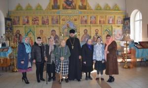 Паломничество в Успенский храм п.Пролетарский