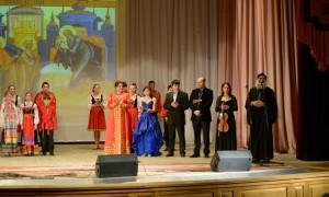 День православной молодежи в Ракитном