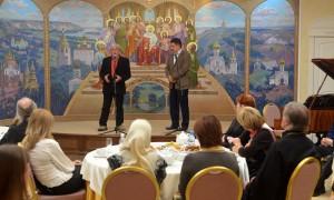 Литературная гостиная отметила День народного единства