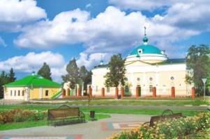 Свято-Никольский храм пос. Ракитное