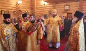 Престольный праздник в селе Дмитриевка