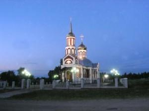 Храм Святой мученицы Татианы с. Бобрава